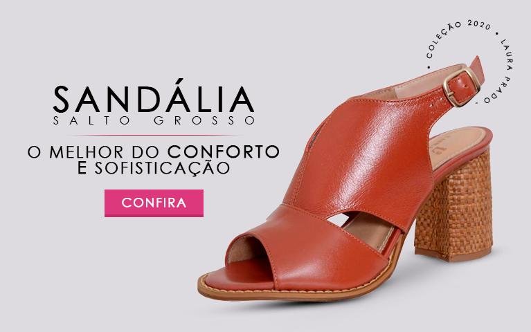Sandalias - Mobile