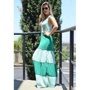 vestidolongocolorblockverde1